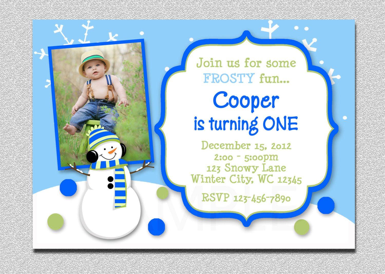 winter wonderland decorations first birthday | 1st Birthday ...