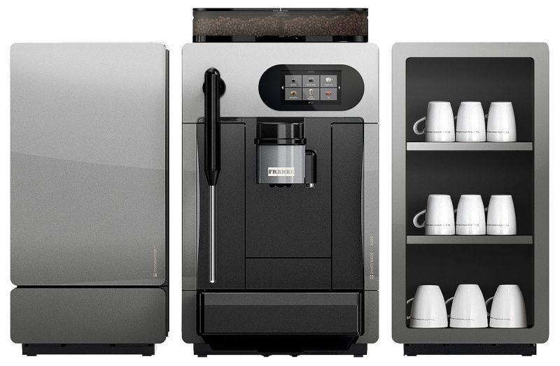 Best Office Coffee Machine In Singapore Franke A200 Easy To Use