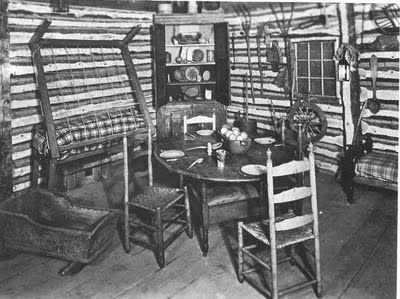 American Colonial: Germany And Holland Furniture