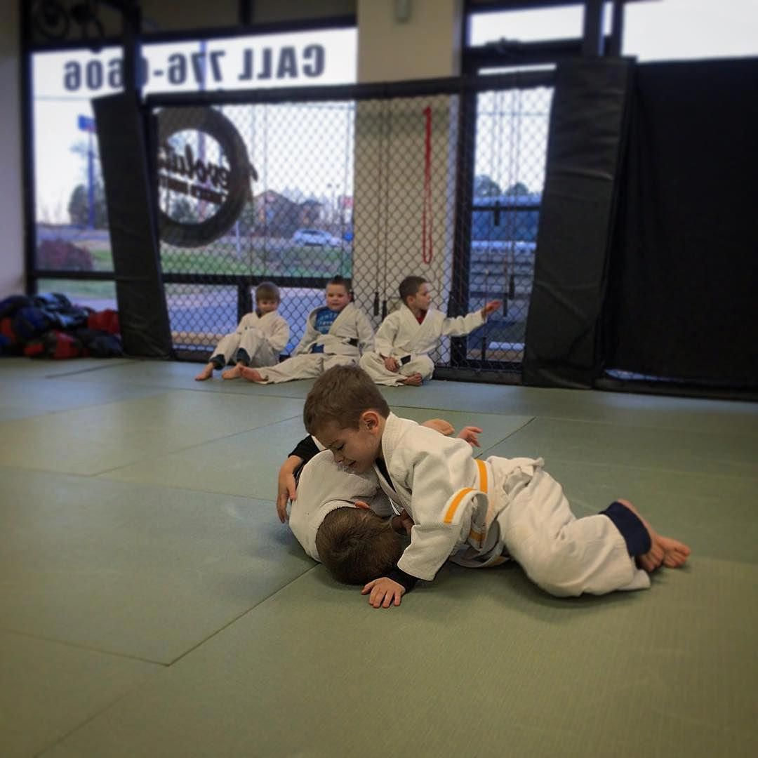 Our Young Revolutionaries looked great grappling yesterday