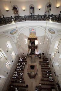 Hurva Synagogue Jewish Quarter of the Old City of Jerusalem, Israel