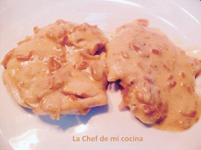 Tefal Multicook Pro Cocina   La Chef De Mi Cocina Pollo Con Salsa De Queso Multicook Pro De