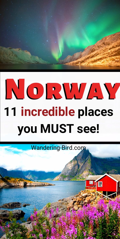Photo of Norge reiseguide – de beste stedene å besøke