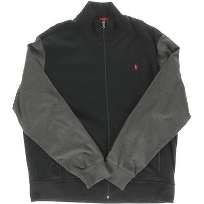 Polo Ralph Lauren 6787 Mens Black Cotton Colorblock Zipper Track Jacket XS BHFO https://t.co/1jYk1sf3rg https://t.co/TUECAxLJFF