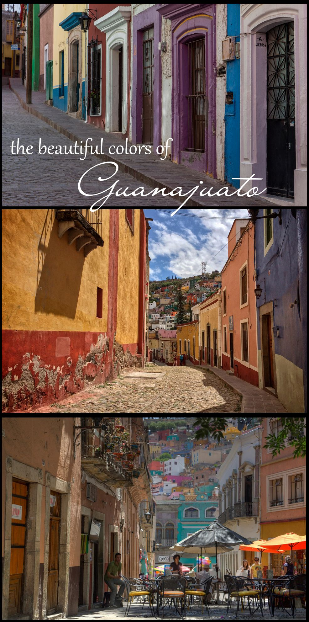 On The Streets Of Guanajuato Mexico Hecktic Travels Mexico Travel Guanajuato Visit Mexico
