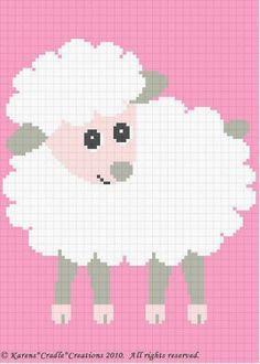 Baby Elephant C2c Graph Crochet Pattern Instant Pdf