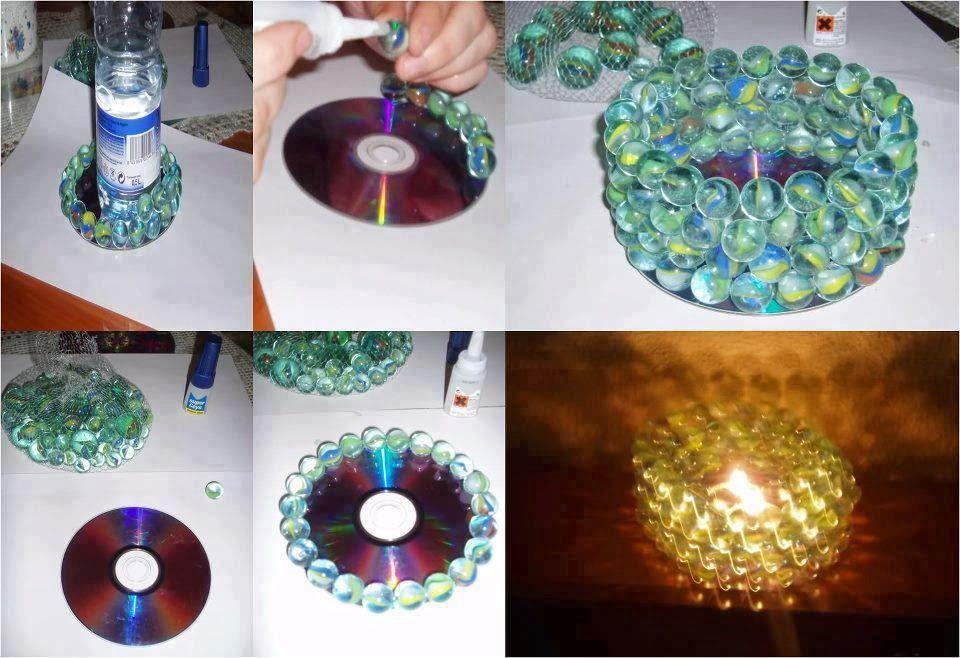 ¿Buscas una manera creativa para mostrar tu colección de velas? Es fácil de hacer su propio titular de velas de mármol. Utilizaremos tu...