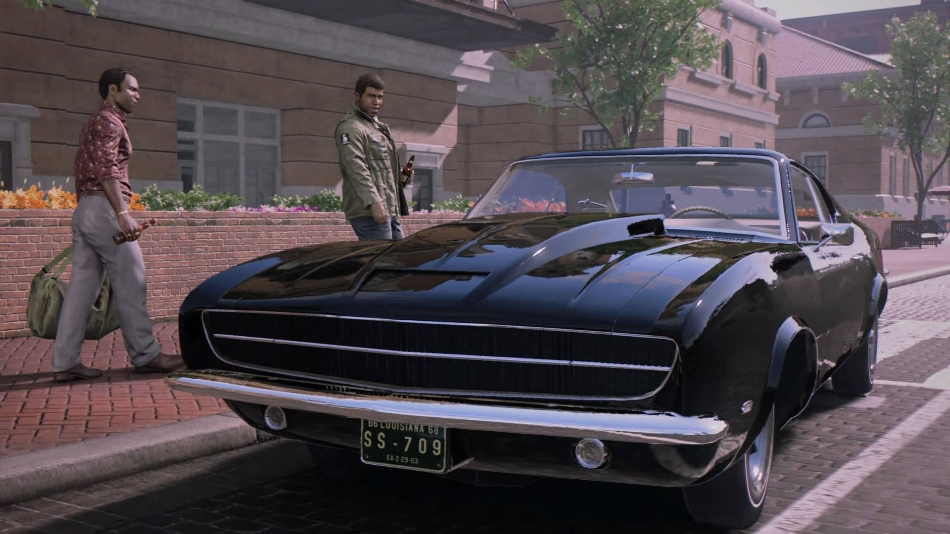 Lincoln Clay Y Ellis Robinson Mafia Iii Mafia 3 Ps4 Share Pc