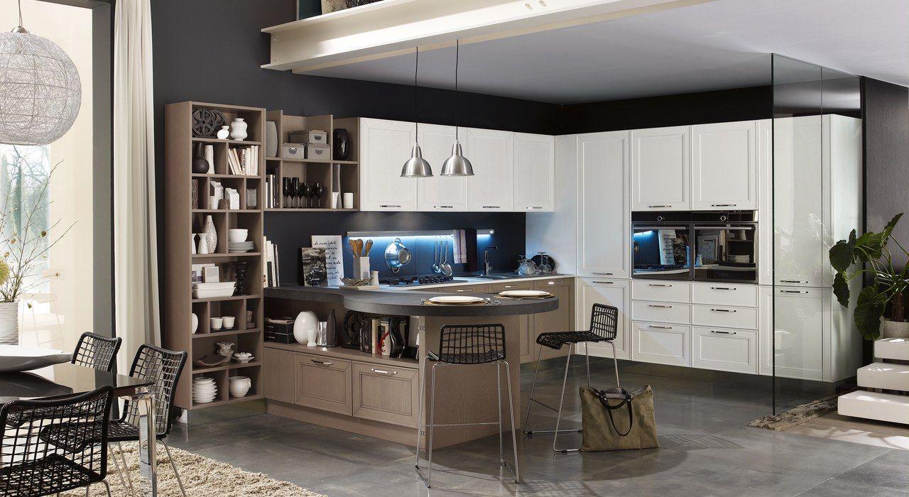 cucine stosa contemporanee legno design stile qualit arredamento