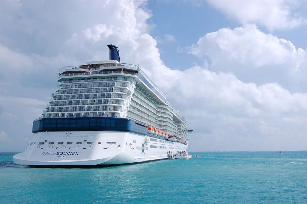 Celebrity Equinox Which Is A Cruise Ship Operated By Celebrity