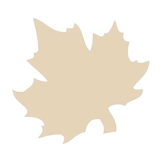 Maple Leaf Sign Wood Leaf Fall Leaf Wreath Sign Wood Blank Door