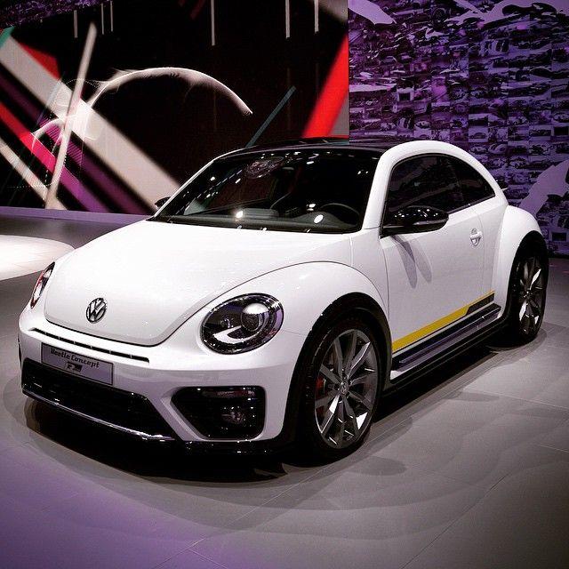 New 2015 Volkswagen Beetle Turbo R Line