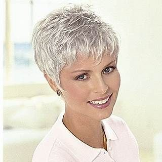 Very Short Gray Hairstyles Unique 20 Good Grey Haircuts