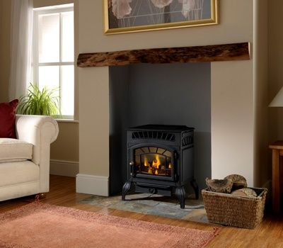 Ventless Propane Fireplaces | Free Standing Propane Stoves U2013 Compare  Prices, Reviews And Buy