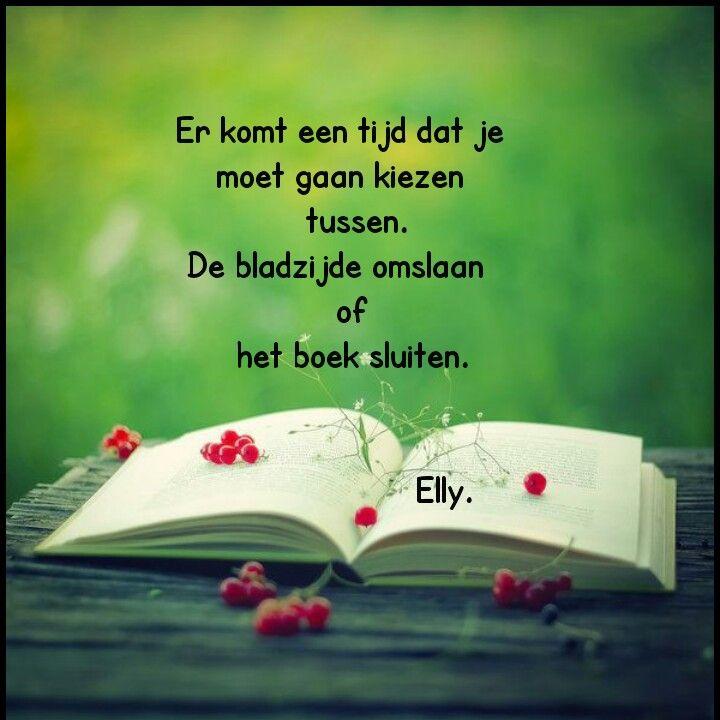 Citaten Uit Nederlandse Boeken : Heb al een paar boeken dicht geklapt maar sta nu op een punt of