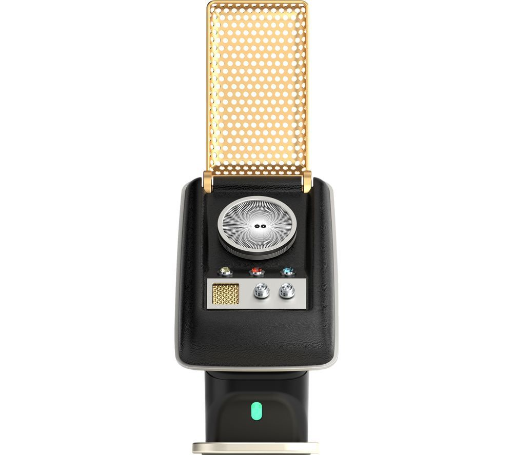 STAR TREK Bluetooth Communicator: Top Features:   Fully Functional Replica  Of A Star Trek