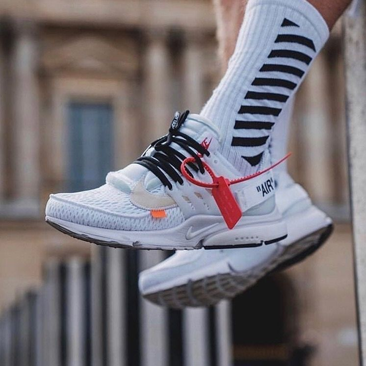 Tony P on Off-White   Best sneakers