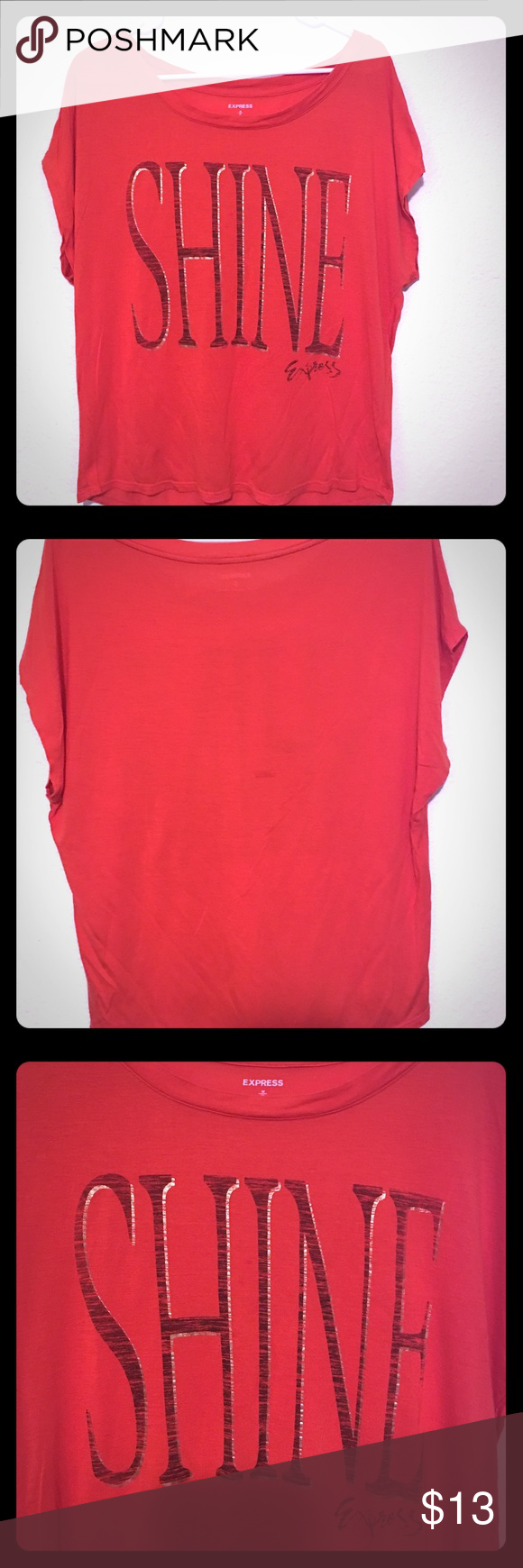 Black t shirt express - Express T Shirt Express T Shirt In With A Large Collar That You Can Wear