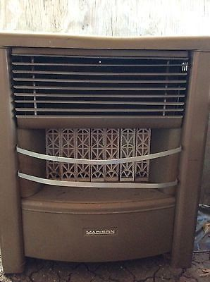 Vintage Dearborn 30k Btu Natural Gas Heater 299 Heaters