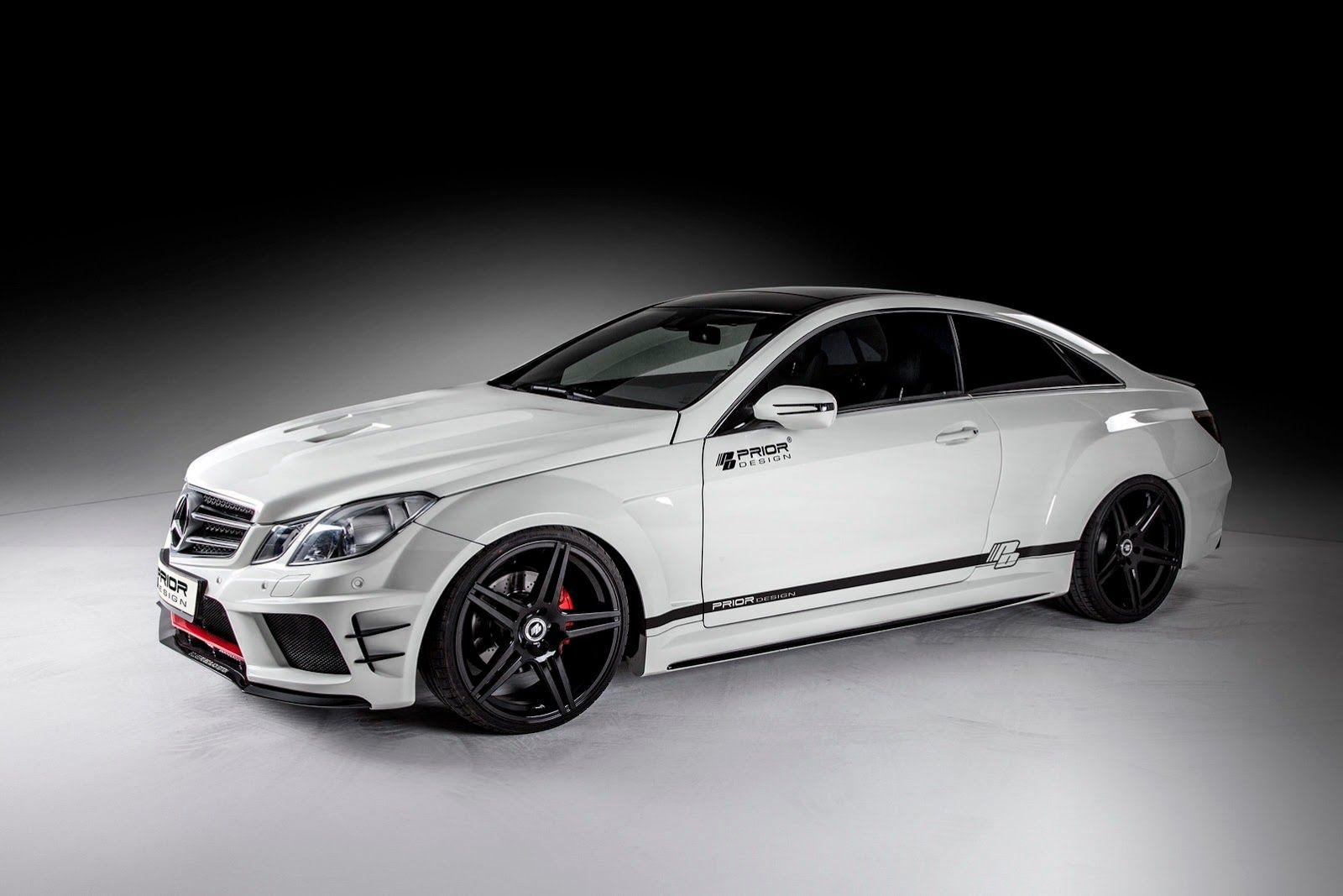 Prior Design Tune For Prior Facelift Mercedes Benz E Class Coupe Carscoops Mercedes E Class Coupe Benz E Mercedes