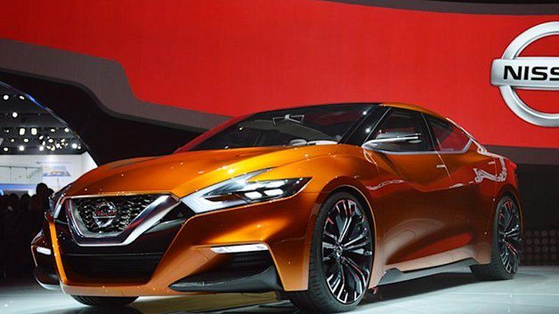 nissan sport sedan concept foretells a future maxima in
