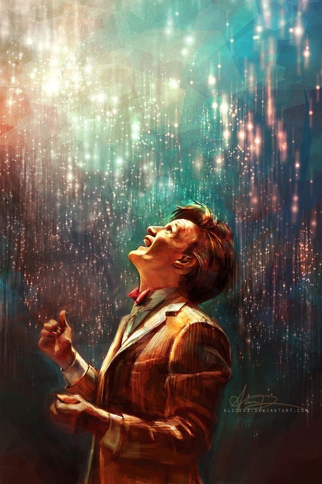 11 Gorgeous Poignant Pieces Of Doctor Who Fan Art Doctor Who