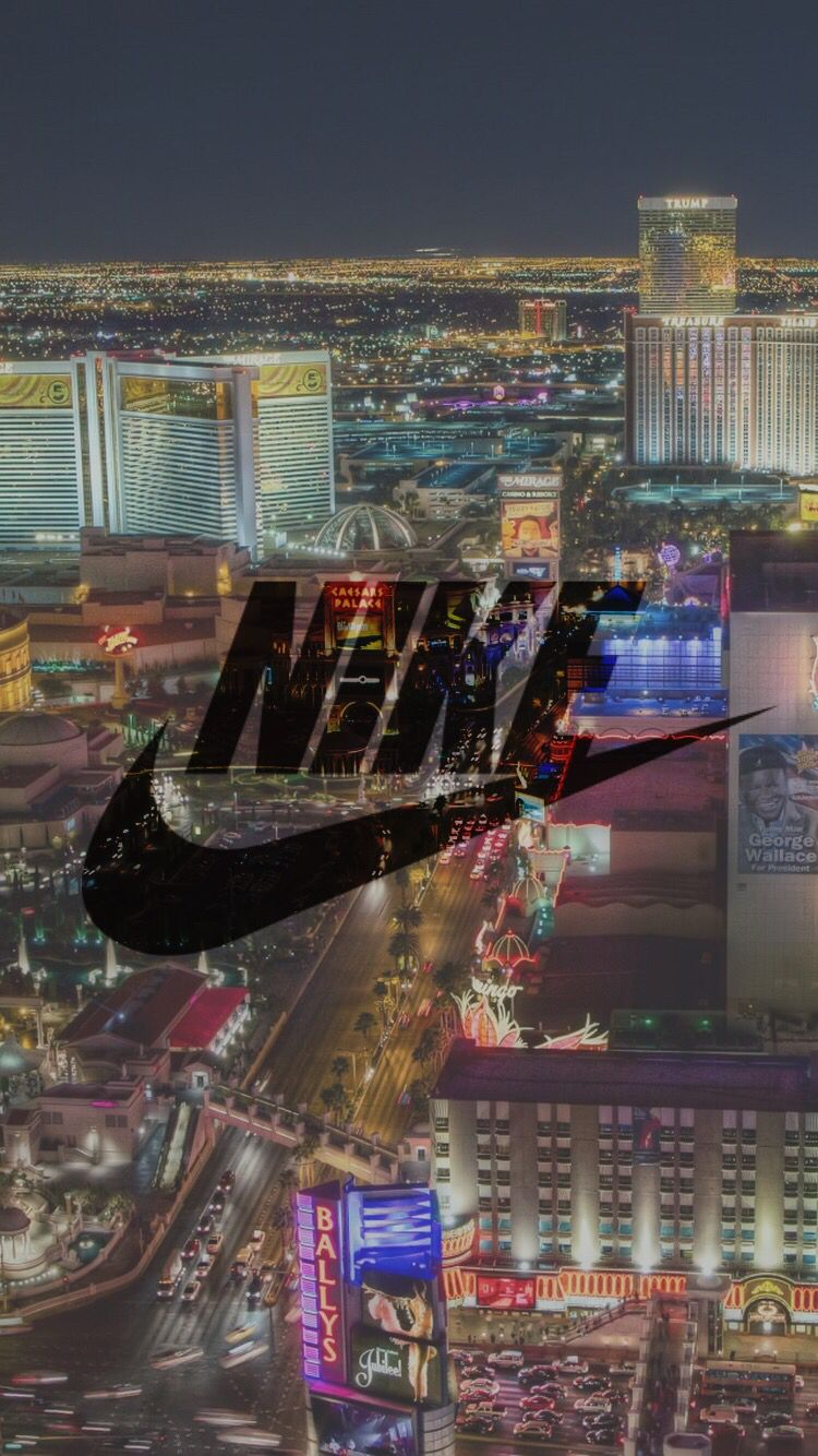 buy popular 1b9c1 6dcf9  Nike  LasVegas  Strip  Downtown  Wallpaper