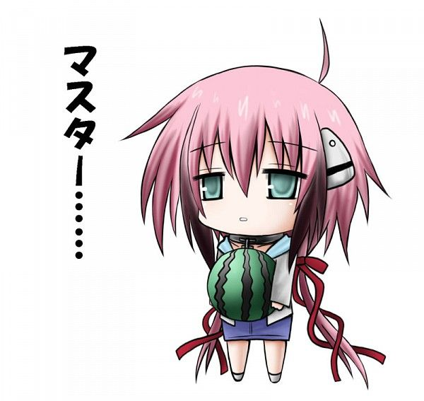 Heaven S Lost Property Ikaros Melon