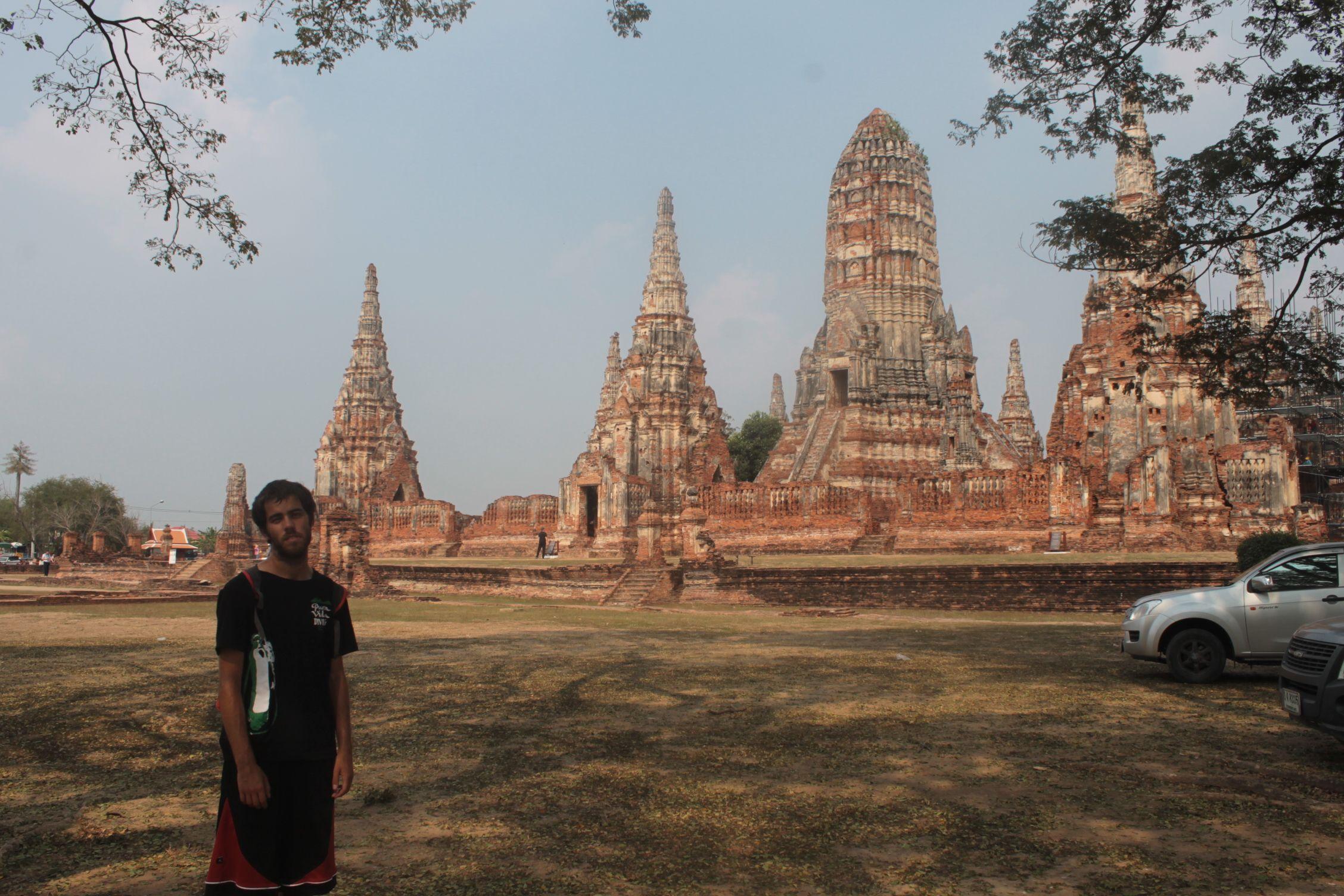 Templo de Chaiwatthanaram