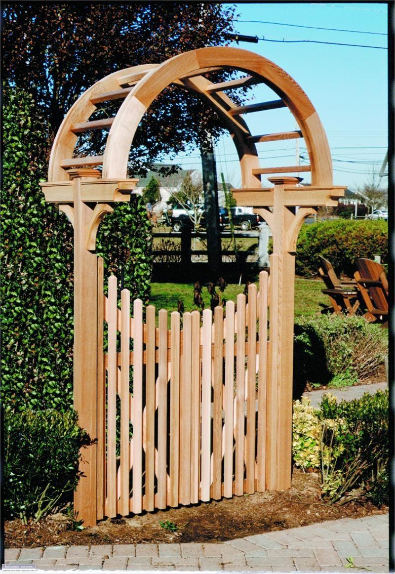 Pergola Pictures And Designs Nantucket Nobadeer Cedar