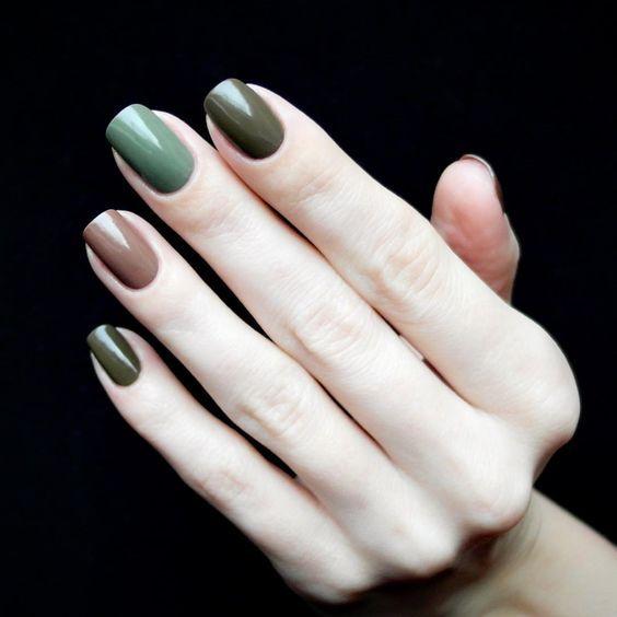 Lo más HOT en uñas para el invierno | Diseños de uñas, Manicuras y ...