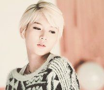 REn from Nu'est, the prettiest guy on earth.