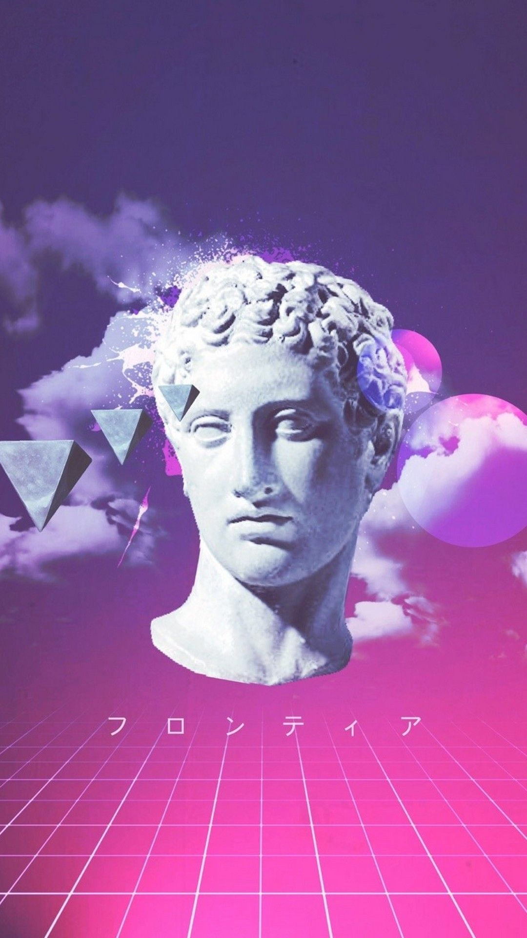 Pin by Lil Intro Vert on AESTHETIC in 2019 Vaporwave art