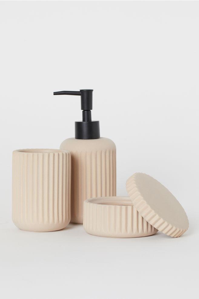 Ceramic Soap Dispenser Soap Dispenser Bathroom Soap Dispenser