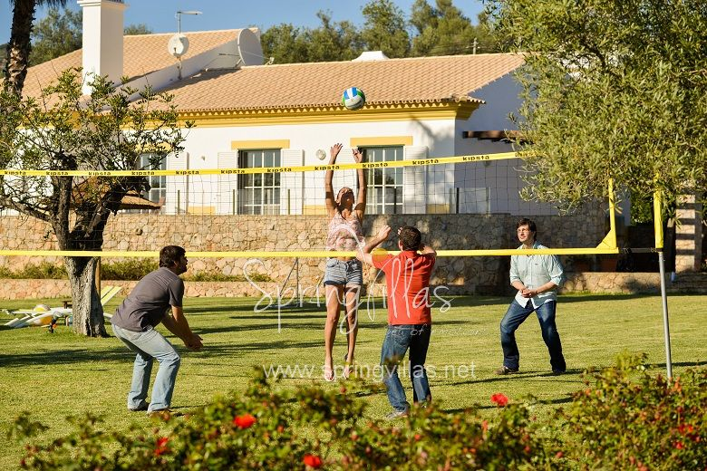 Villa Six Palms - Playground -  SpringVillas - Luxury Villa for holidays in Algarve