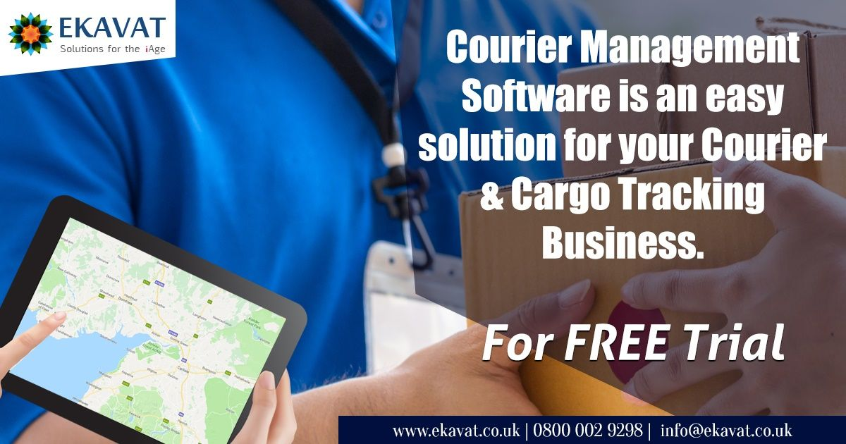 Manage And Streamline Accounting Process The Courier Software Also