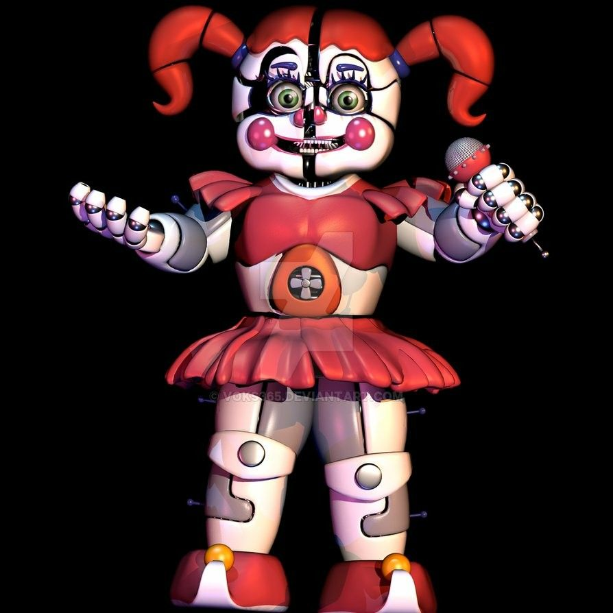 Pin By Min Joliea On Circus Baby