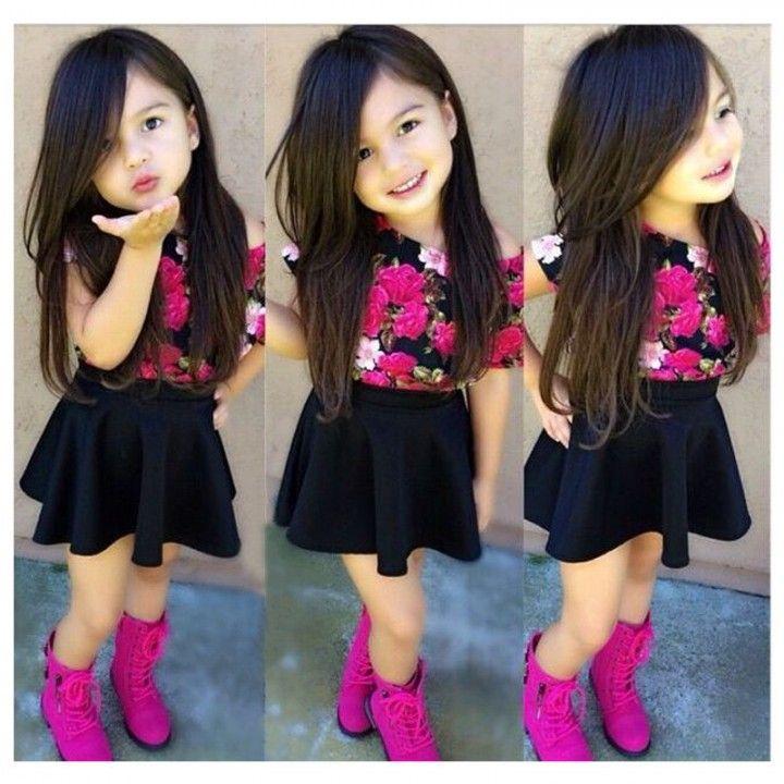 conjuntos de ropa para niñas (2)