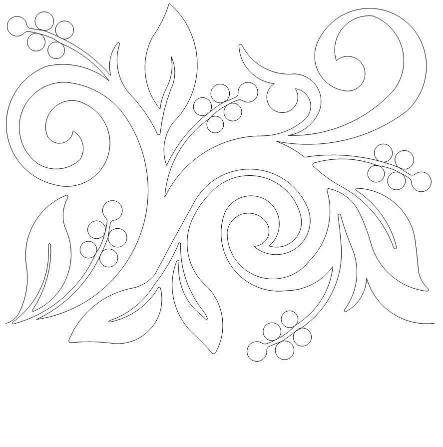 Орнамент рисунки карандашом схемы