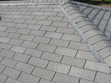 Zinc Strips Prevent Moss Growth On Roofs In 2020 Zinc Roof Roof Cleaning Roof