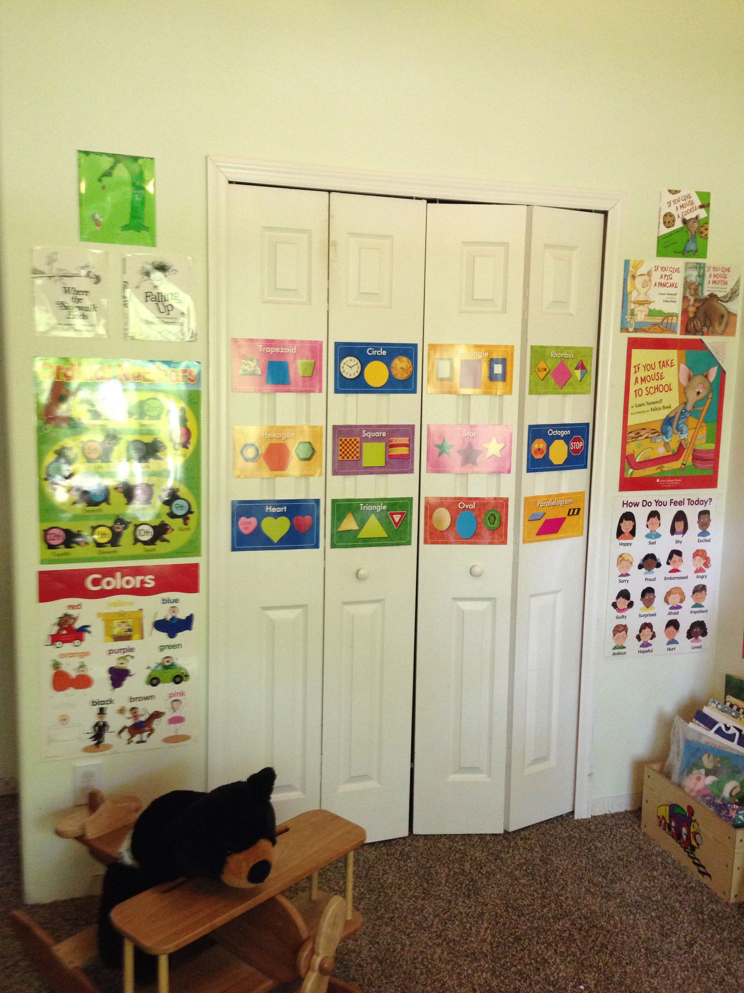 Utilize Your Closet Doors With Images