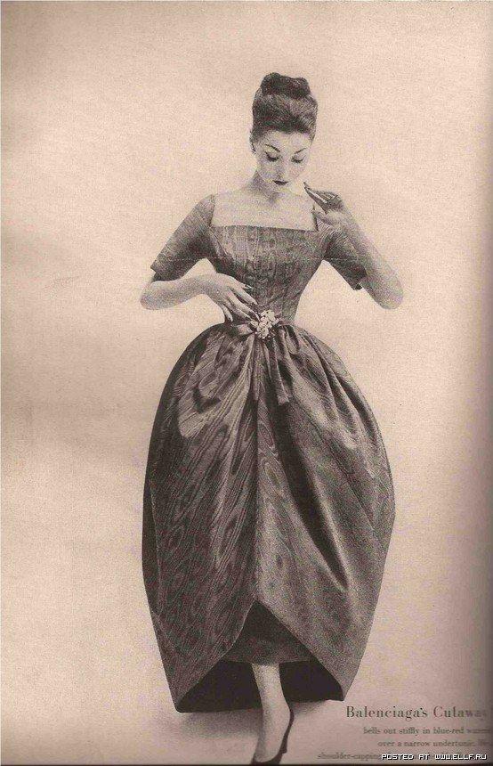 стиль 50-х годов в одежде женщины фото: 21 тыс изображений ...