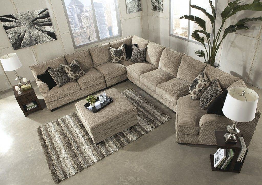 Sectionals Model Home Furnishings With Images Sectional Sofa
