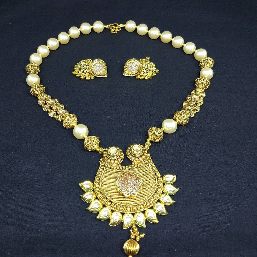 Temple necklace set with earrings jewelry jewels jewel fashion