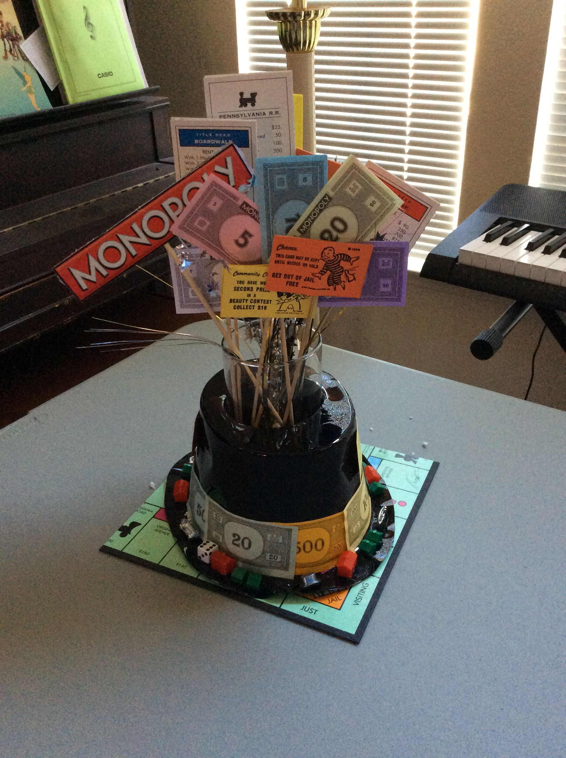 Pin by Jodee Winkler on Game centerpieces Game night parties