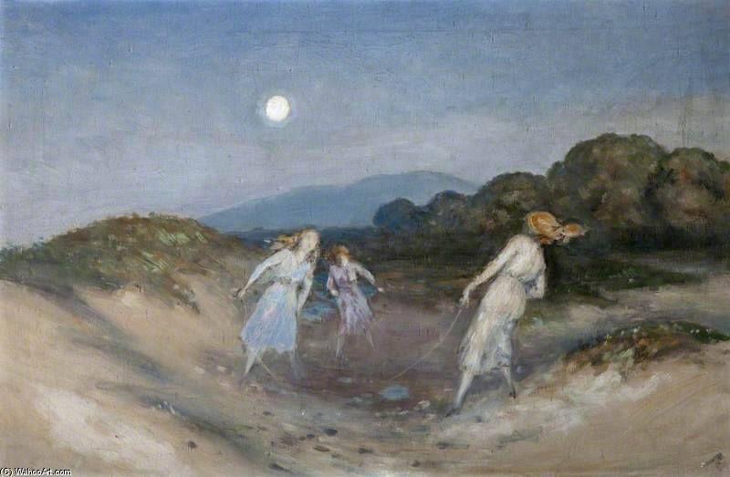 George William Russell Artiste Peintre écrivain Poète