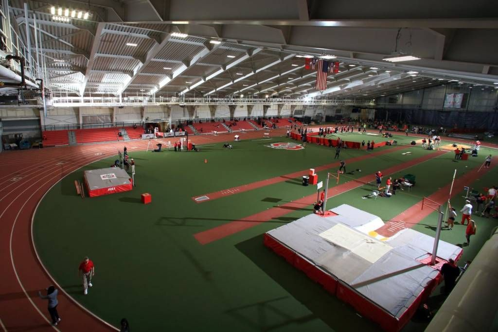 French Field House In 2020 Indoor Rowing Indoor Track Facility