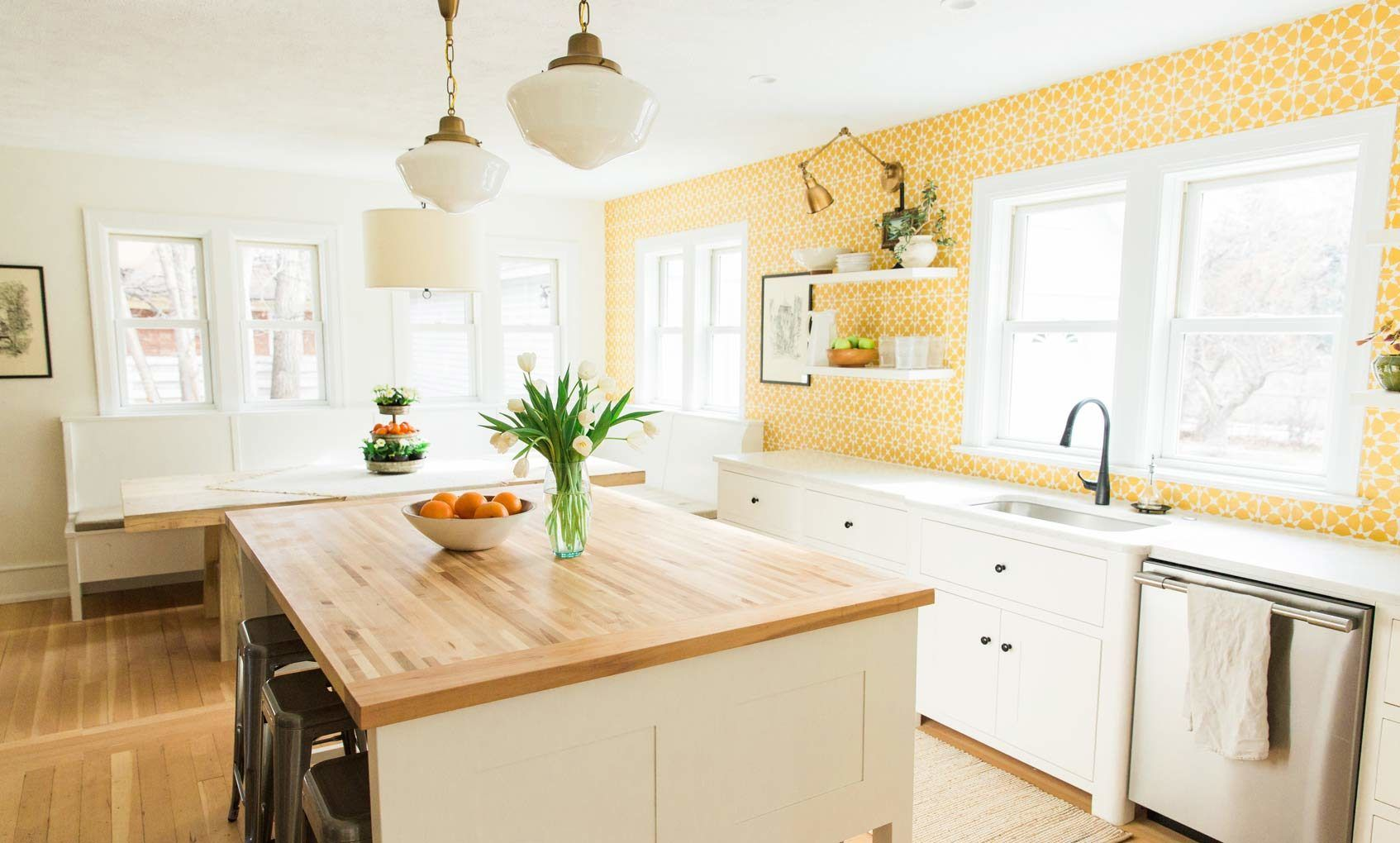 A Lovingly Restored Historic Home In Idaho Falls Kitchen Inspirations Contemporary Kitchen Decor Kitchen