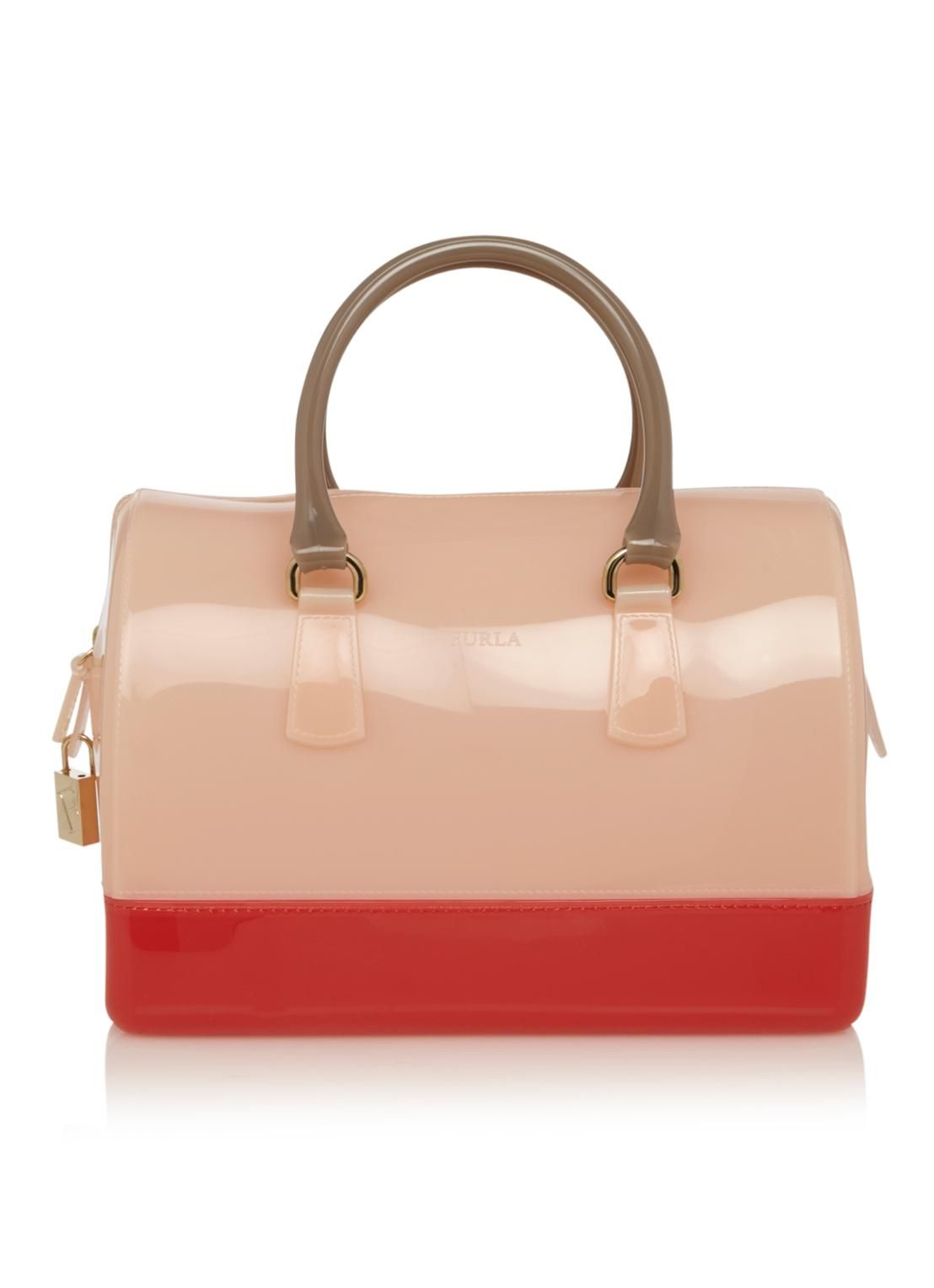 Candy Bag Bicolor in roze