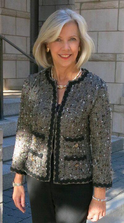 Как одеваться женщине после 60 лет? Полезные советы и фото ...